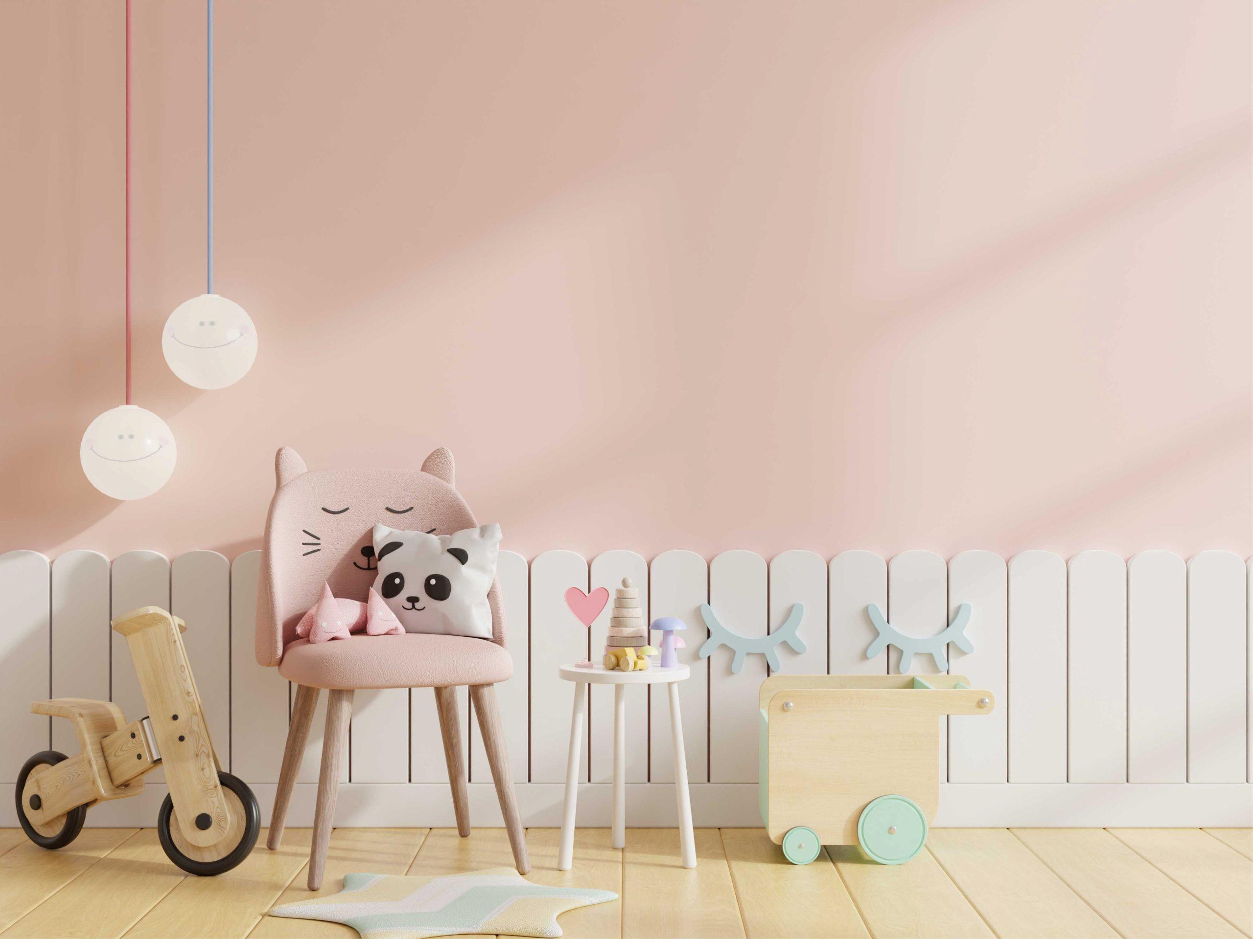 Decorando o quarto do bebê de forma rápida e barata