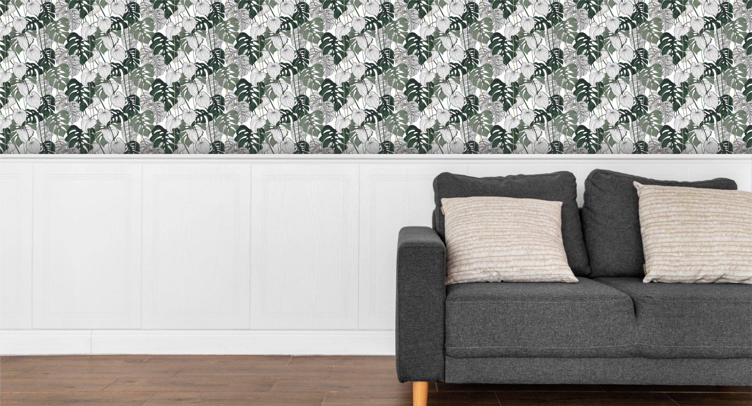 7 vantagens em utilizar papel de parede adesivo.