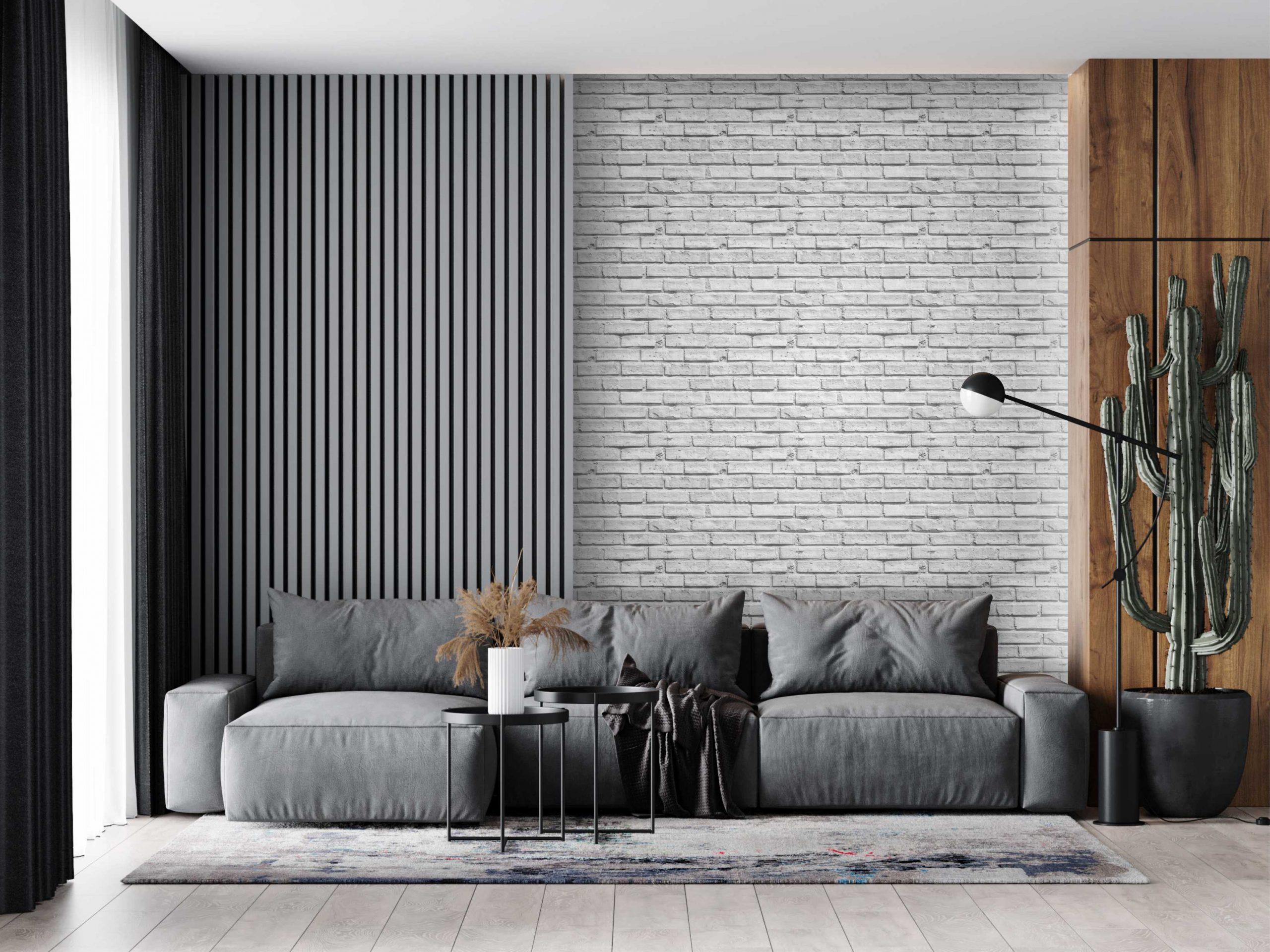 Papéis de parede para o estilo industrial
